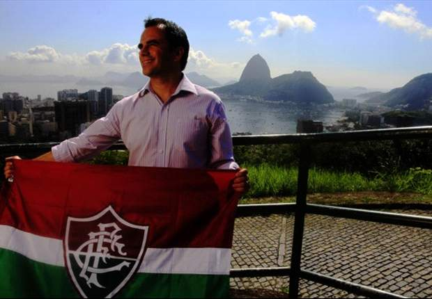 Rodrigo Caetano comenta sobre sucesso do Fluminense