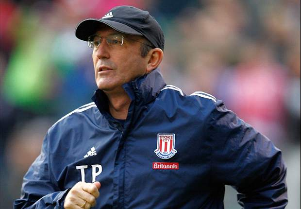 Stoke have 'fingers crossed' over Etherington injury, says Pulis