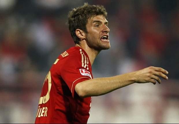 Thomas Muller: Bayern Munich Tim Kuat Eropa