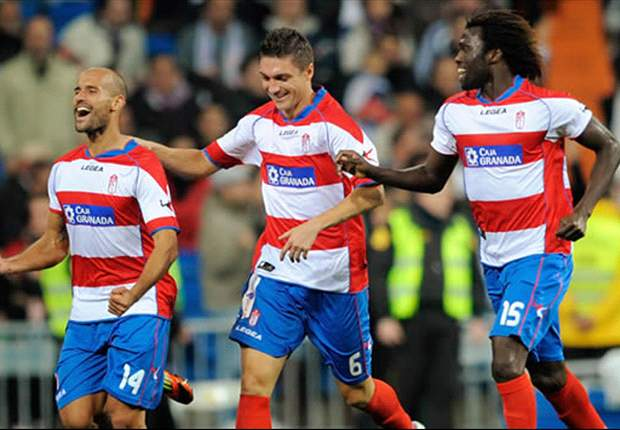 Getafe 2-2 Granada: Siqueira double saves visitors