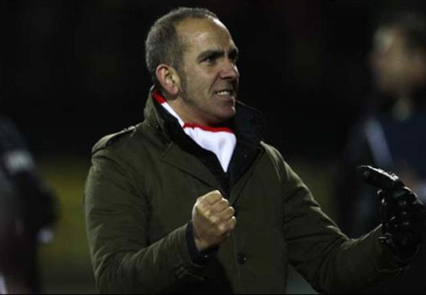 Paolo Di Canio dreams of one day managing England