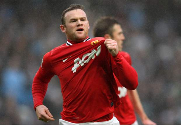 Manchester City 2-3 Manchester United: Rooney Hits Brace & Scholes Returns As 10-Man Hosts Are Dumped Out Of FA Cup In Five-Goal Classic