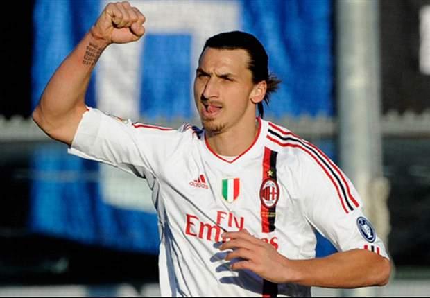 TEAM NEWS: Ibrahimovic and Del Piero both start AC Milan-Juventus Coppa Italia semi-final clash