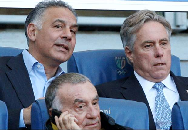 Roma president Pallotta seeking £63.7 million investment
