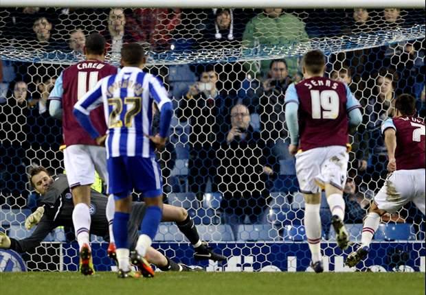 Baldock vertrekt bij West Ham United