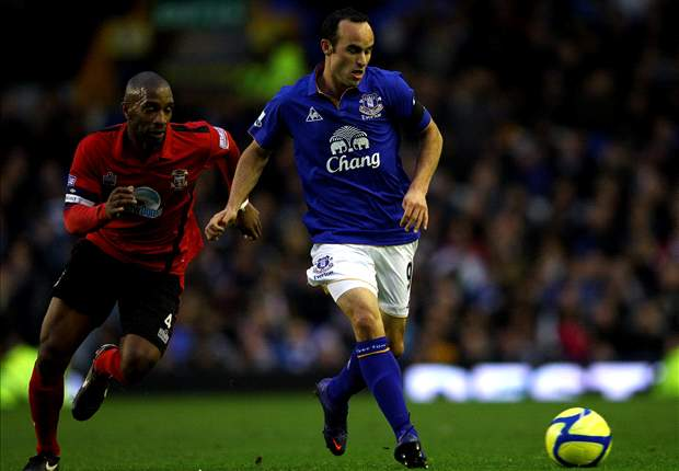 Americans Abroad Recap: Everton's Landon Donovan sharp against Tamworth