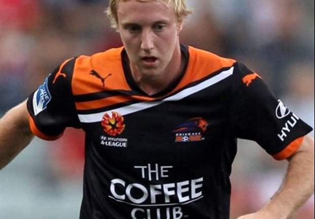 Melbourne Victory land former Brisbane Roar attacker Mitch Nichols
