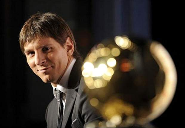 Congratulations to the world's best - Lionel Messi's peerless performances for Barcelona made him the only choice for the 2011 Fifa Ballon d'Or