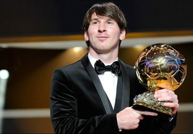 Messi se llevará el próximo Balón de Oro