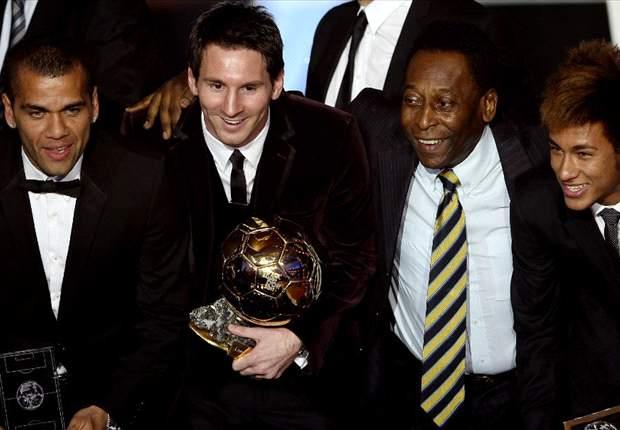 Lionel Messi se acerca al Balón de Oro tras ganar el premio de la LFP