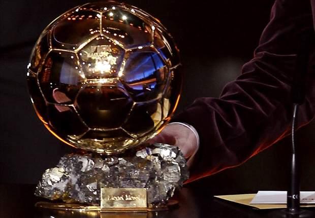 Petición para saber las votaciones originales del Balón de Oro