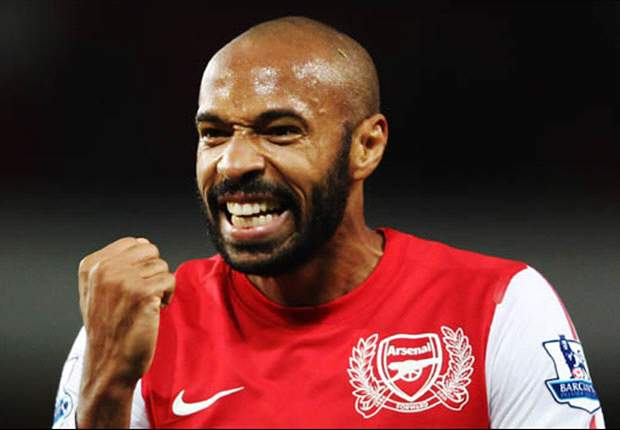 Thierry Henry eyes top four for Arsenal & says it would be 'a dream' to play in derby against Tottenham