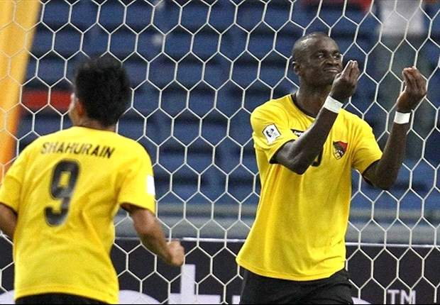 """Effa Owona needs to work harder,"" - Terengganu head coach E. Elavarasan"