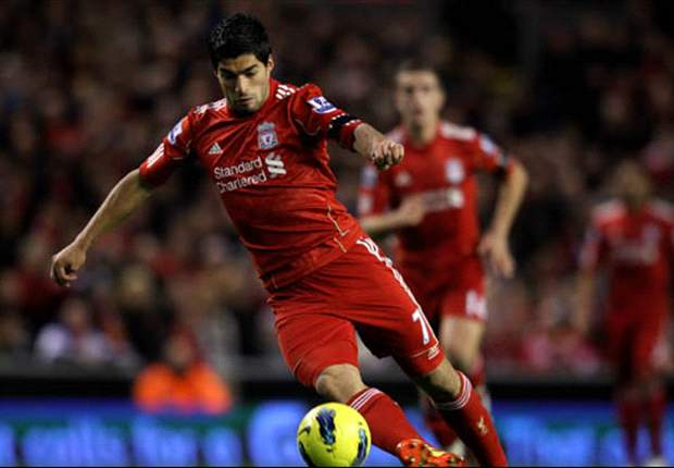 Luis Suarez hails 'spectacular' Liverpool fans after FA Cup win over Manchester United