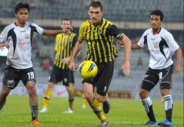 Perak 2-1 Negeri Sembilan: Resilient Seladangs show class on home turf
