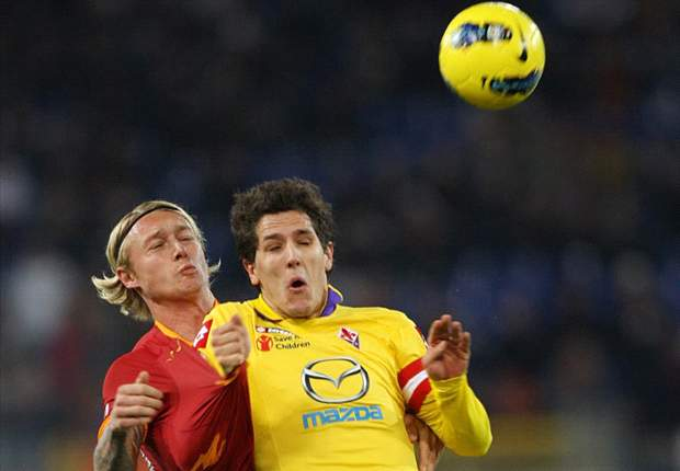 Roma 3-0 Fiorentina: Lamela and Borini lead the way as second half show sets up Juventus quarterfinal tie