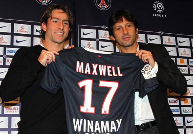 It would have been easy to stay at Barcelona, claims Paris Saint-Germain's Maxwell