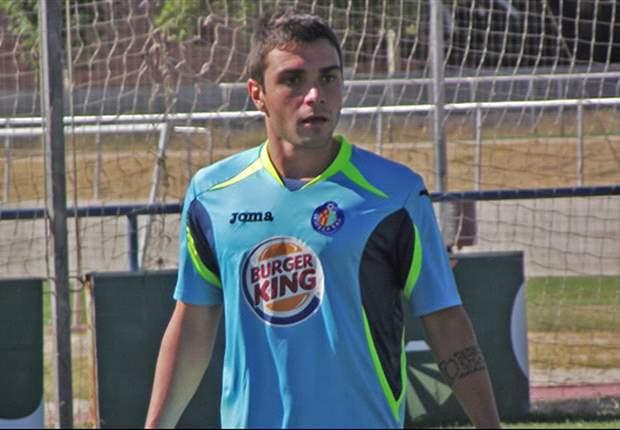 Luis García: Quiero que Adrián Colunga se quede en el Getafe