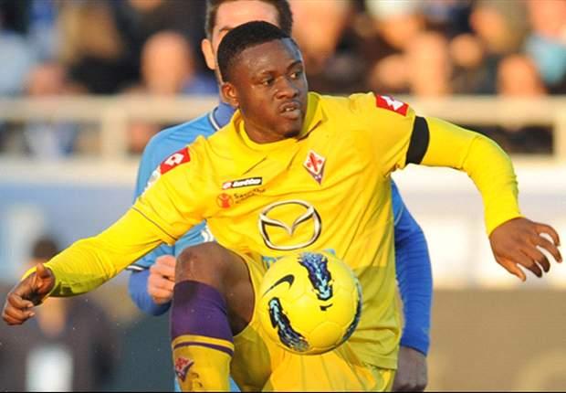 Amidu Salifu is a Ghana central midfielder
