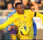 Salifu to stay put at Modena