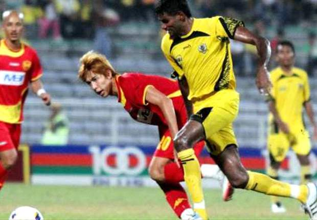 Exclusive: K. Nanthakumar confident of success with Kelantan in 2013