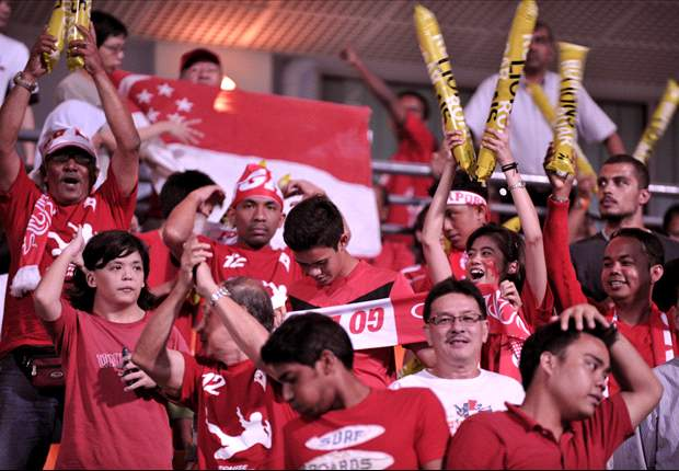 INFO Negara Peserta AFF Suzuki Cup 2012: Singapura