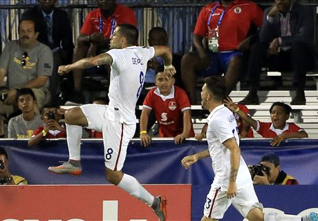 USA start Gold Cup with win