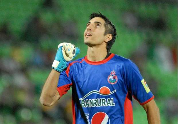 Gold Cup win would be a dream, says Penedo