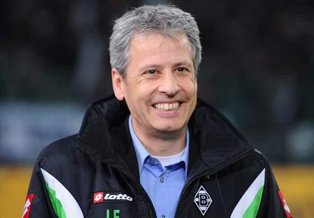 """Gladbach-Trainer Lucien Favre: """"Mannschaft hat Charakter gezeigt"""""""