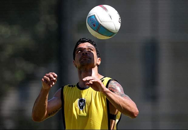 Renato vê sequência decisiva no Botafogo