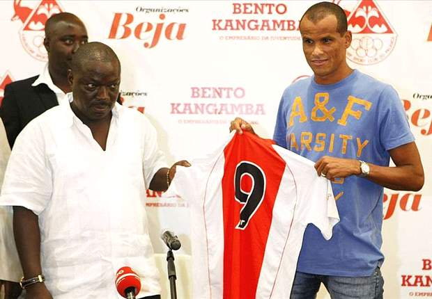 Brazilian Rivaldo ponders retirement after injury at his Angolan club