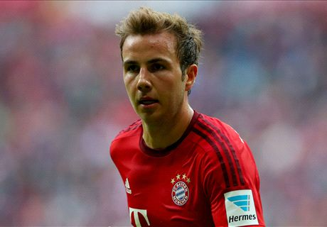 Gotze: My future depends on Pep