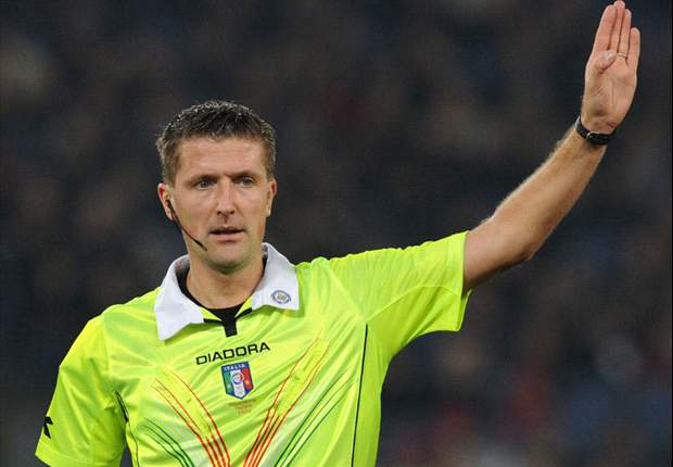 Le designazioni arbitrali della 21sima giornata di Serie A: Banti per la Juventus, ad Orsato il big match Roma-Inter
