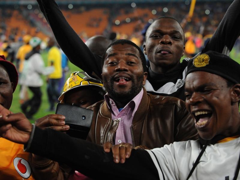 You react to Khune's Kaizer Chiefs return