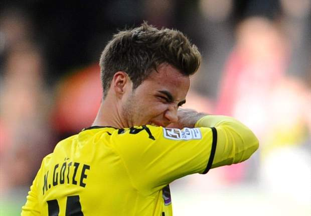 Gotze to make comeback against Bayern Munich - report