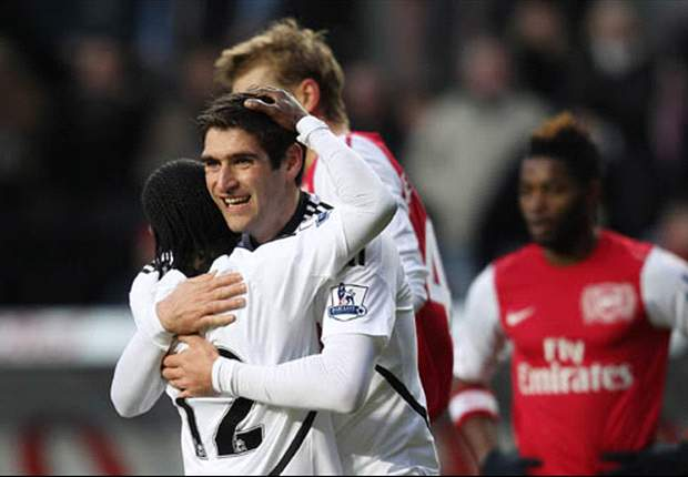 Mock the Weekend… Stylish Swansea City show they are better at being Arsenal than the real thing