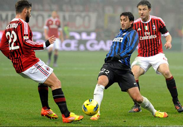 AC Milan 0-1 Inter: Abate error allows Milito to clinch the spoils for Nerazzurri in derby della Madonnina