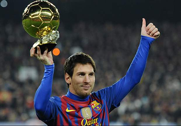 Messi, Ronaldo & Iniesta nominated for 2012 Fifa Ballon d'Or