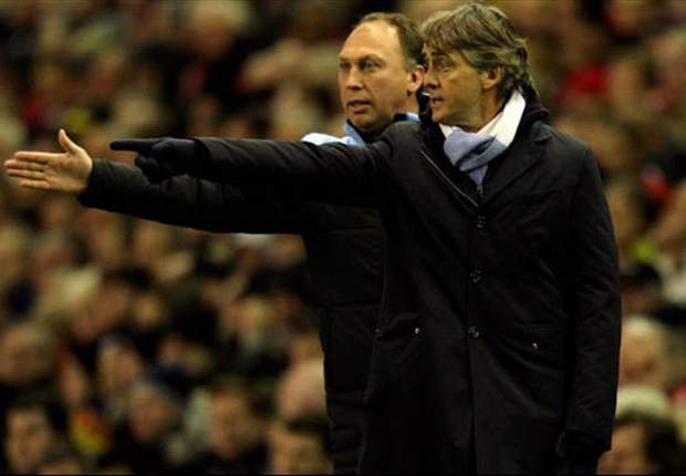 Manchester City assistant Platt: Mancini right to be frustrated