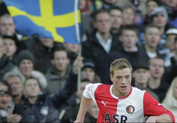 Sweden's Guidetti 'terribly disappointed' by Euro 2012 blow