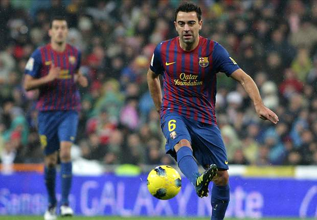 Barcelona star Xavi claims Real Madrid are sore losers