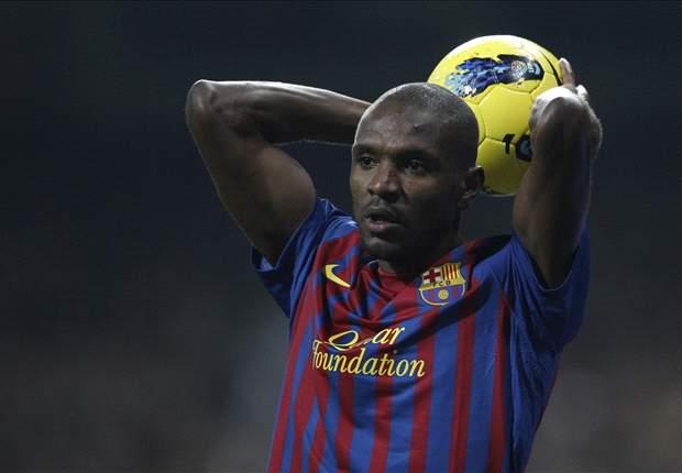 No Barcelona, Abidal já pode voltar a jogar