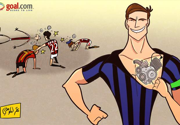 Zanetti, el interminable