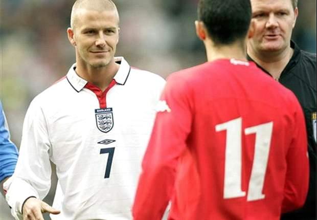 David Beckham Tak Ingin Pensiun Lebih Awal Dari Ryan Giggs