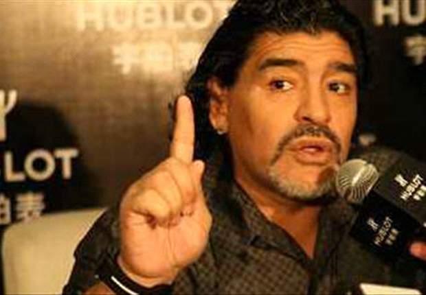 Diego Maradona denies being approached for UAE coaching job despite FA chairman Yousef Al Serkal claims