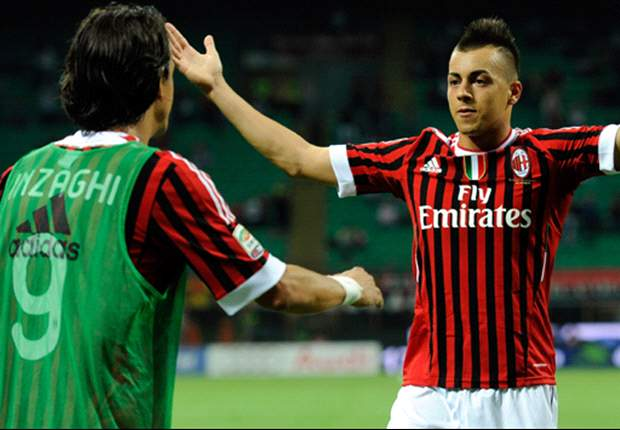 Stephan El Shaarawy named in AC Milan's Champions League squad