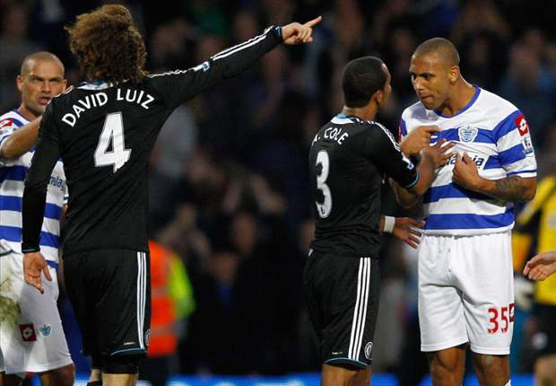 Clarke Carlisle pleads with QPR's Anton Ferdinand to reject handshake offer from Chelsea's John Terry