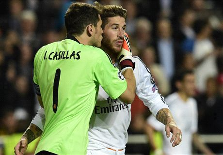 'Casillas and Ramos deserve better'
