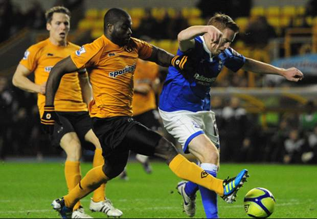 Wolves 0-1 Birmingham City: Wade Elliot strike sees Blues dump Premier League neighbours out of FA Cup