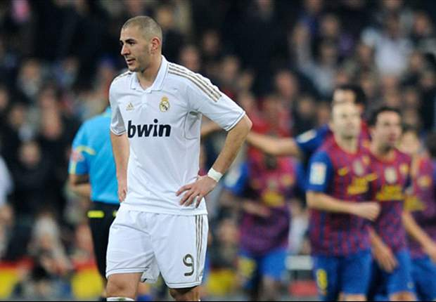 Real Madrid's Karim Benzema: It is difficult to operate in a 4-3-3 formation